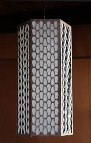 Laser Cut Lamp Shade by Danielbauen Com Coffincomb Lamp