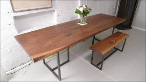 kitchen wood slab table tops how to make a wood slab dining