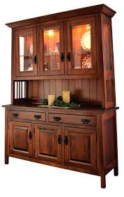 Dining Room Hutches And Buffets Beautiful Mission Hutch Buffet Server China Cabinet Solid Wood