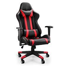 bureau ergonomique chaise gamer racing chaise de bureau ergonomique pour ordinateur