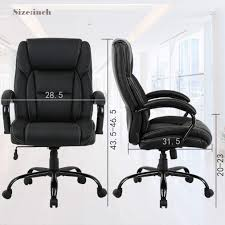 Factory Direct: High-Back Big And Tall Office Chair 500lb Executive ... Highback Big And Tall Office Chair 400lbs Ergonomic Pu Leather Balans 3d Office Chair Ergo Balance Kos Ireland 15 Best Chairs And Homeoffice 2019 Fabric Desk Fabrics Posture Mandaue Foam Philippines Guide How To Buy A Top 10 The For Digital Trends 12 To Include In Your Keribrownhomes Neutral Seating Accsories