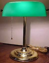 Vintage Bankers Lamp Ebay by Bankers Lamps Collection On Ebay