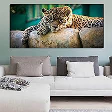 ihlxh leinwand malerei leopard poster und drucke gefährliche