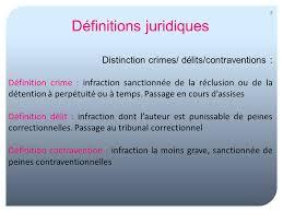 cour d assise definition le parcours judiciaire ppt télécharger