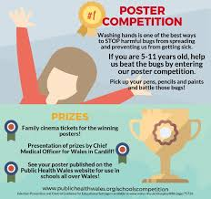 Hand Washing Competition Poster