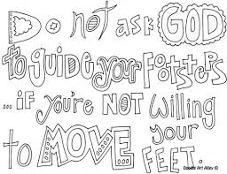 Printable Coloring Pages With Sayings Best Of