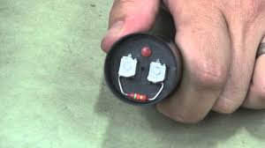 Target Tile Saw Water Pump by Replacing A Motor Start Capacitor How To By Temco Youtube