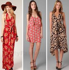 make your summer beautiful with floral dresses 2014 lustyfashion