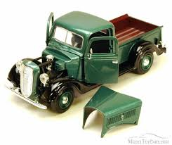 1937 Ford Pick-up Truck, Green - Showcasts 73233 - 1/24 Scale ... Prime Products 270020 Pickup Truck 5th Wheel Toy General Rv Fisherprice Power Wheels Ford F150 Walmart Exclusive Free Shipping New Raptor 132 Truck Alloy Car Toy Vintage Nylint U Haul Pick Up And Trailer Ardiafm Svt Lightning Red Maisto 31141 121 Stock Photo 8613551 Alamy Homemade Build N Cook With Tom Dodge Ram 164 Unpainted Pulling Kit Not Included By Moores Play Tent Set Poles Cover Antsy Pants 3d Simple Zoetrope