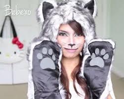 Halloween In College Wildcat Connections by 10 Fierce Halloween Cat Makeup Ideas More Com