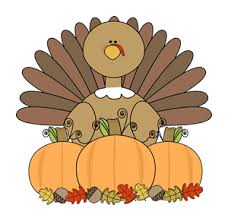 Thanksgiving Clipart from My Cute Graphics