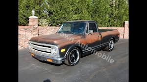 100 Old Pickup Trucks For Sale Cheap 1971 Chevy C10 Truck For Sale Town Automobile In Maryland YouTube