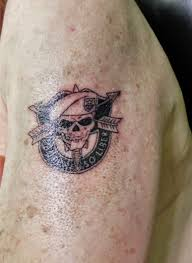 Air Force Special Forces Tattoos Pictures To Pin On Pinterest