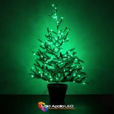 65 Ft Christmas Tree by Green Led String Light 65ft