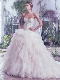crystal beaded embroidery cascading organza ball gown style