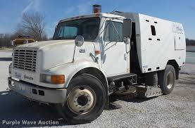 1998 International 4700 Street Sweeper Truck | Item K6283 | ... 1992 Intertional 4600 Street Sweeper Truck Item I4371 A Cleaning Mtains Roads In Dtown Seattle Howo H3 Street Sweeper Powertrac Building A Better Future Friction Powered Truck Fun Little Toys China Dofeng 42 Roadstreet Truckroad Machine Global Environmental Purpose Built Mechanical Sweepers Passes Front Of The Grand Palace Bangkok 1993 Ford Cf7000 At9246 Sold Know Two Different Types For Sale Or Rent Welcome To City Columbia