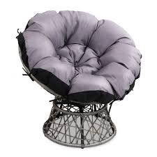 Gardeon Papasan Chair - Grey | EBay Furry Papasan Chair Fniture Stores Nyc Affordable Fuzzy Perfect Papason For Your Home Blazing Needles Solid Twill Cushion 48 X 6 Black Metal Chairs Interesting Us 34105 5 Offall Weather Wicker Outdoor Setin Garden Sofas From On Aliexpress 11_double 11_singles Day Shaggy Sand Pier 1 Imports Bossington Dazzling Like One Cheap Sinaraprojects 11 Of The Best Cushions Today Architecture Lab Pasan Chair And Cushion Globalcm
