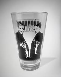 Spencers Boondock Saints Lamp by Paddy U0027s Irish Pub Pint Glass Home Office Glassware Drinkware