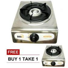 PHP 919 Denki DGS 108 Gas Stove Single Burner BUY 1