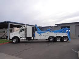 Tow Trucks: Kenworth Tow Trucks