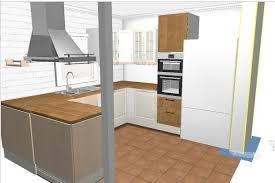plan cuisine leroy merlin cuisine en beton cellulaire great with salle de newsindo co