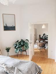 schlafzimmer bett pflanzen bild mehr braucht es n