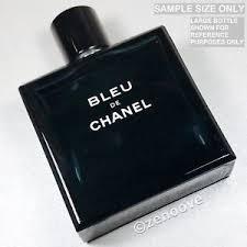 bleu de chanel eau de toilette edt cologne sle 3ml 5ml 10ml