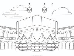 Islamic Coloring Pages Photo Album For Website Book