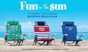 Tommy Bahama Beach Chairs Sams Club by Costco Summer Savings On Tommy Bahama Chairs Speedo Shoes Body