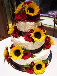 Full Size Of Wedding Cakessunflower Cake Topper Sunflower