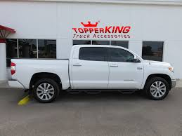 Low Profile Tonneau On Toyota Tundra - TopperKING : TopperKING ... 2016 Toyota Tundra Vs Nissan Titan Pickup Truck Accsories 2007 Crewmax Trd 5 7 Jive Up While Jaunting 2014 Accsories For Winter 2012 Grade 5tfdw5f11cx216500 Lakeside Off Road For Canopy Esp Labor Day Sale Tundratalknet Clear Chrome Led Headlights 1417 Recon Karl Malone Youtube 08 Belle Toyota Viking Offroad Shop Puretundracom