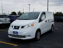 2015 Nissan NV 200 SV With Power Mirrors Van 26772 Houston TX