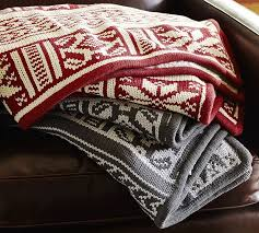 Cable Knit Throw Pottery Barn by Best Throw Blankets For Fall 2013 Popsugar Home