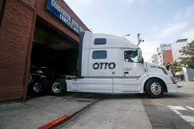 100 Top Trucks Llc Semi Completes First Selfdriving Commercial Shipment Through Fort