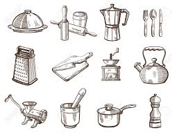 Dessin Ustensile De Cuisine A Imprimer Idée Votre Maison 2019