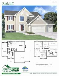 4 Bedroom 2 12 Bath House Plans Traintoball