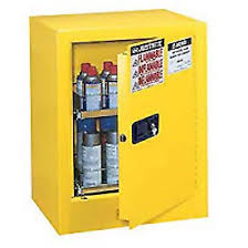 Justrite Flammable Cabinet 45 Gallon by Flammable Osha Cabinets Cabinets Flammable Justrite Aerosol