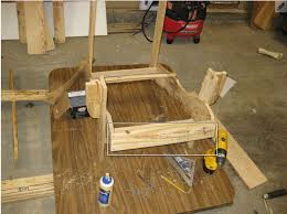 Pallet Adirondack Chair Plans by How To Build A Wooden Pallet Adirondack Chair Step By Step Tutorial