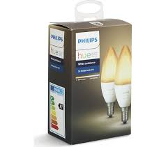 buy philips hue white ambiance wireless bulb pack e14