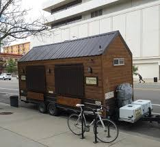 Spotted This Tiny House Converted Into A Food Truck In Downtown Salt ...