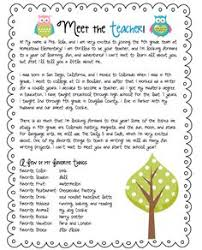 FREEBIE editable wel e letter for back to school I used this