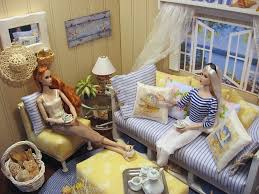 Barbie Fashion Living Room Set by 248 Best Barbie Living Rooms Images On Pinterest Dolls