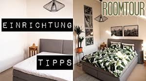 schlafzimmer makeover i ideen neu dekorieren i einrichtungstipps