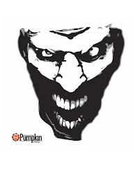 Joker Pumpkin Carving Stencils Patterns by Looking For Free Pumpkin Patterns You Can Find Easy Free