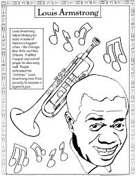 Sensational Design Black History Month Printable Coloring Pages
