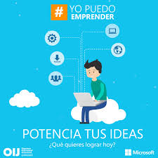 CONJUVE OIJ Y Microsoft Presentan La Plataforma Digital
