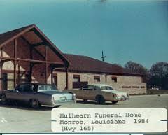 Mulhearn Funeral Home Hwy 165 Monroe LA 1984 This photogr…