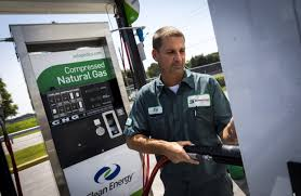 100 Natural Gas Trucks Struggle To Gain Traction WSJ