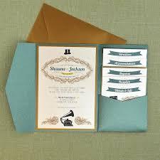 Wedding Pocket Invitations 1856 Also Vintage Invite Want This Invitation Rustic Uk