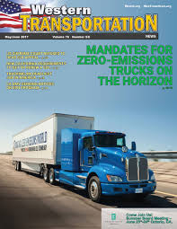 Western Transportation News - May/Jun 2017